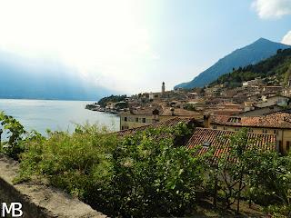 alto lago di Garda giornata fuori porta scatti e bagagli