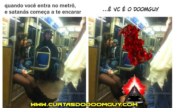 O demo no ônibus