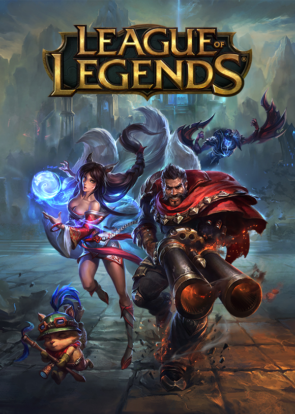 League Of Legends.De