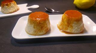Juego de blogueros 2.0: Flan de queso con membrillo