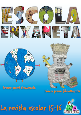 Revista Escola Enxaneta