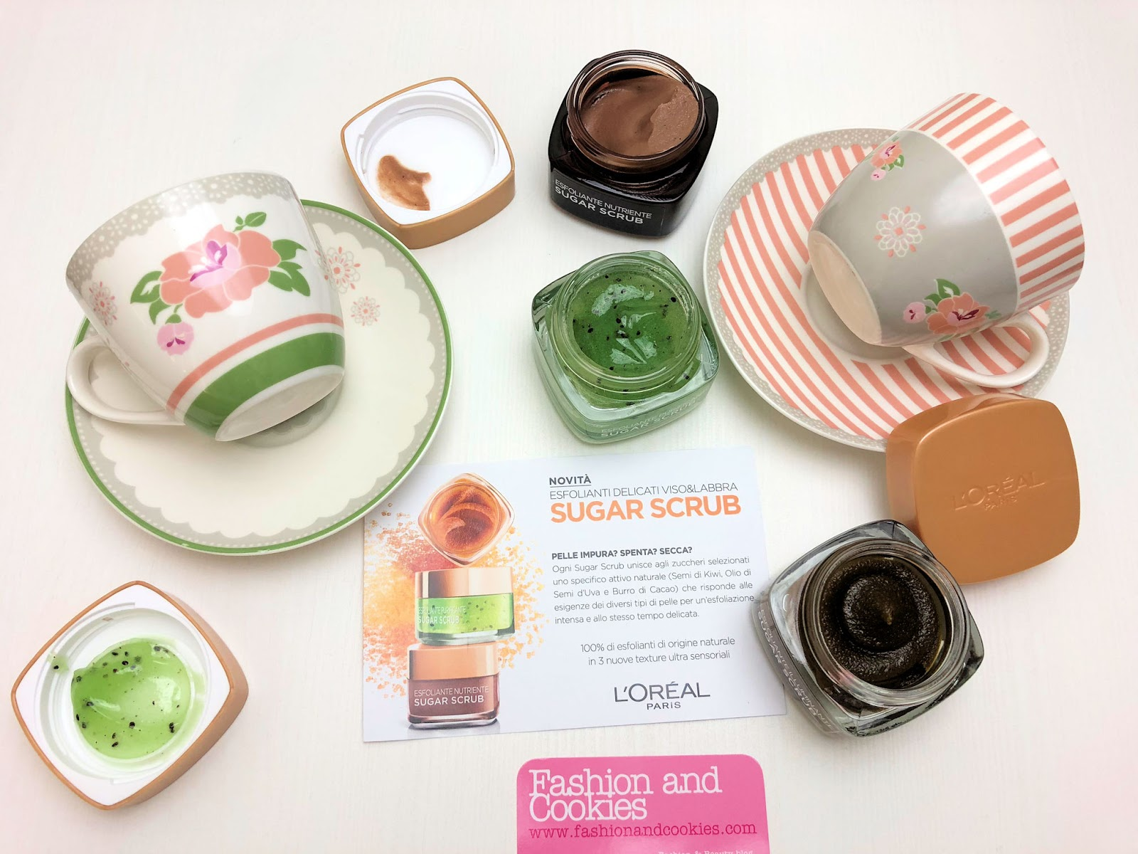 Pelle super morbida con esfoliante Sugar Scrub di L'Oréal su Fashion and Cookies beauty blog, beauty blogger