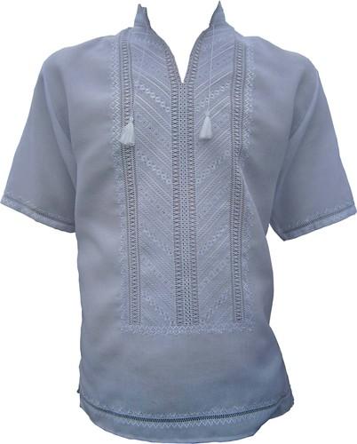 Вишиванка - Інтернет-магазин вишиванок  Вишиванка чоловіча білим по ... 2180c588e6d0e