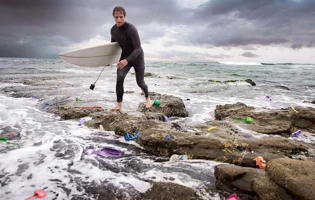 PLASTIC SURF Weston Fuller