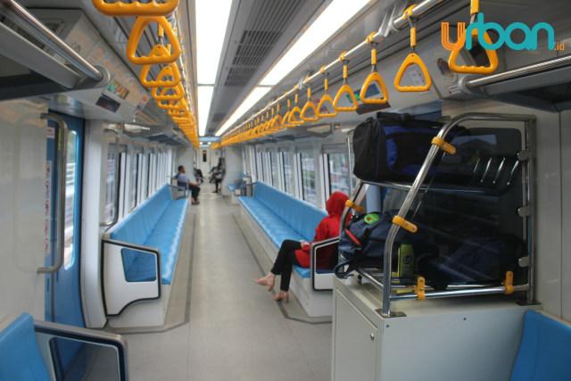 Terus Merugi, LRT Palembang Bebani Keuangan Negara