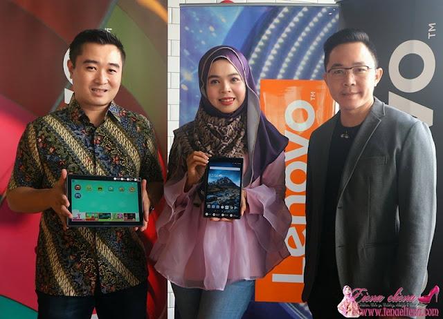 Sesi pandang pertama Siri Lenovo Tab 4 oleh Lenovo Malaysia
