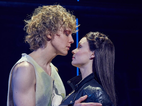 In Conversation with... Andrew Polec and Christina Bennington | Bat Out of Hell | Interview | Stagey Sunday