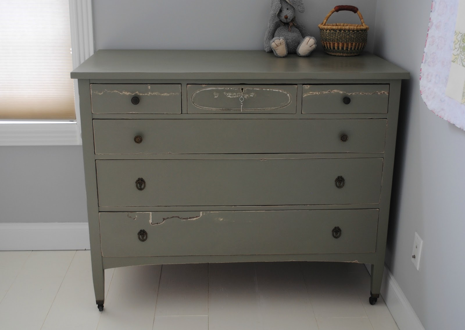 Paint And Wax Furniture