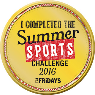 TGI Fridays summer of sport