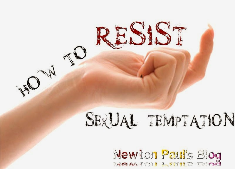 Resisting sexual temptation