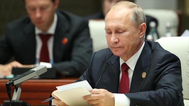 Putin: Es difícil dialogar con EEUU que confunde naciones