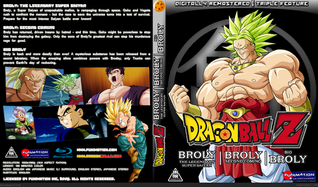 Broly crash lands together with hibernates on  Earth  Dragon Ball Z: Broly – Second Coming HINDI Full Movie [HQ]