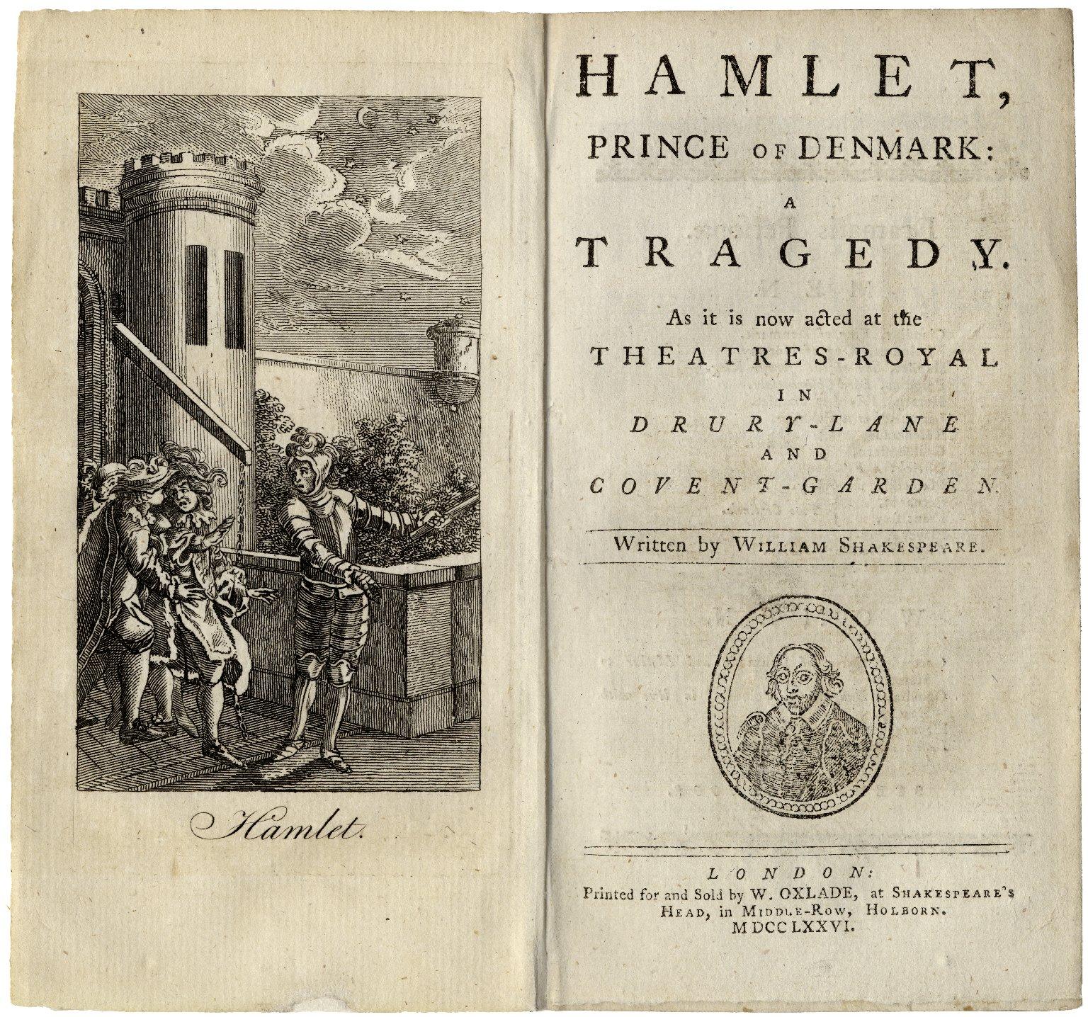 Classical Carousel Hamlet Act I Scene I