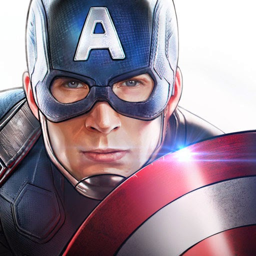 [Windows Phone app] Captain America: The Winter Soldier