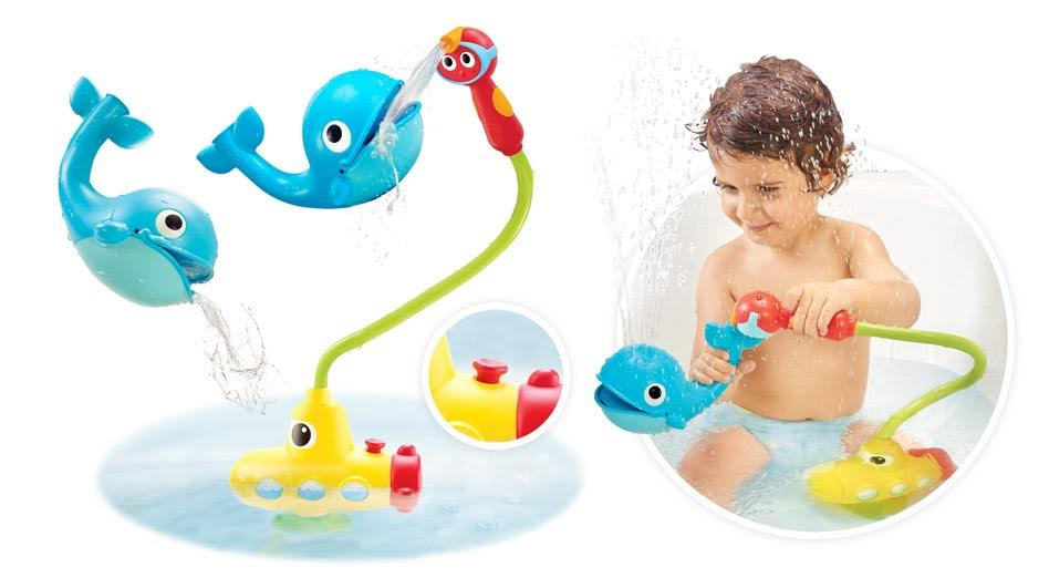 Fun Toys For International Bath Day | In The Know With JoJo
