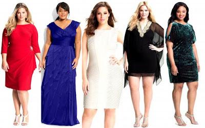 12 Cara Memilih Pakaian Untuk Wanita Gemuk Agar Terlihat Menawan