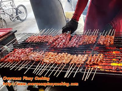 Mang Raul's BBQ