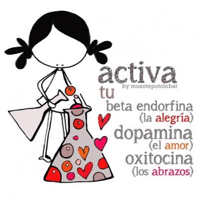 Endorfinas Dopamina Oxitocina Autoprogramacion Amor