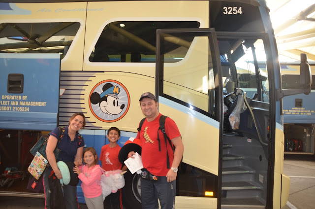 Magic Express Disney - Transfer aeroporto x complexo Disney