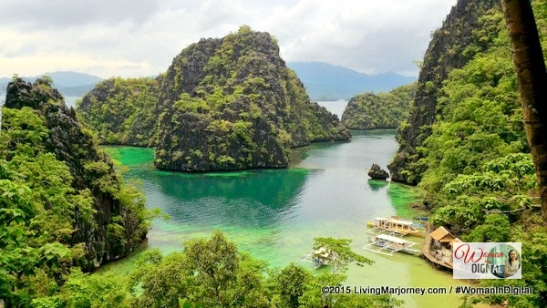 Kayangan Coron, Palawan
