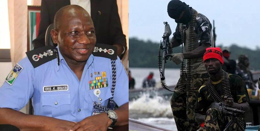 We will arrest you if you declare Niger Delta Republic on Oct 1 - Police threatens Avengers