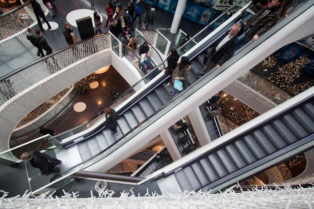 Centro commerciale MyZeil-Francoforte