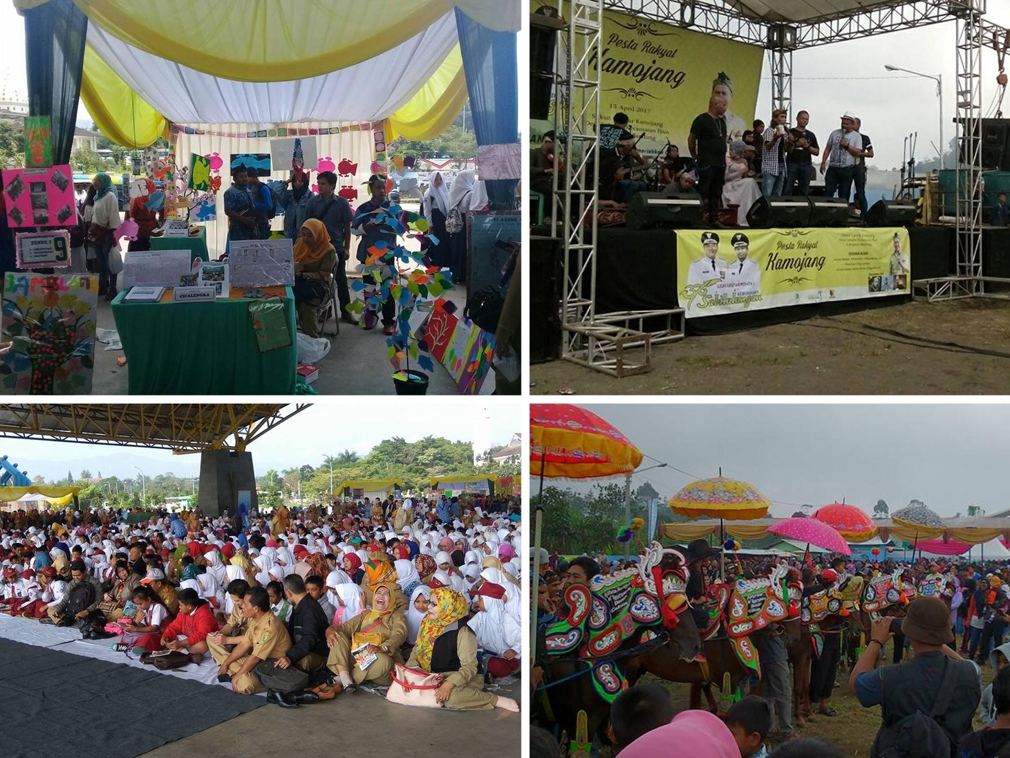 Inilah Jadwal Event Hari Jadi ke-376 Kabupaten Bandung