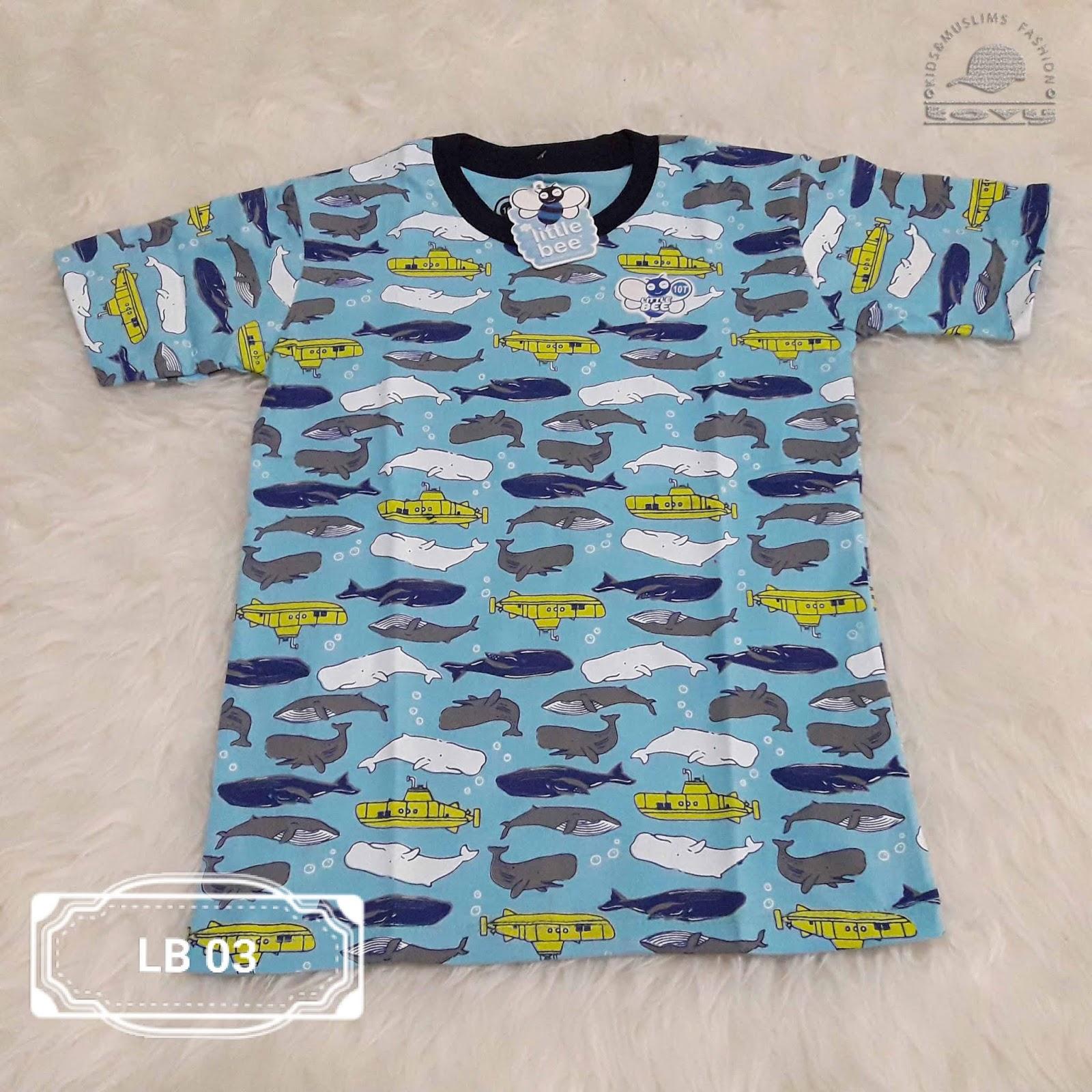 Reseller very ry ry wel e Happy Shopping Wassalamualaikum ==================================== kaos littlebee baju bajuanak