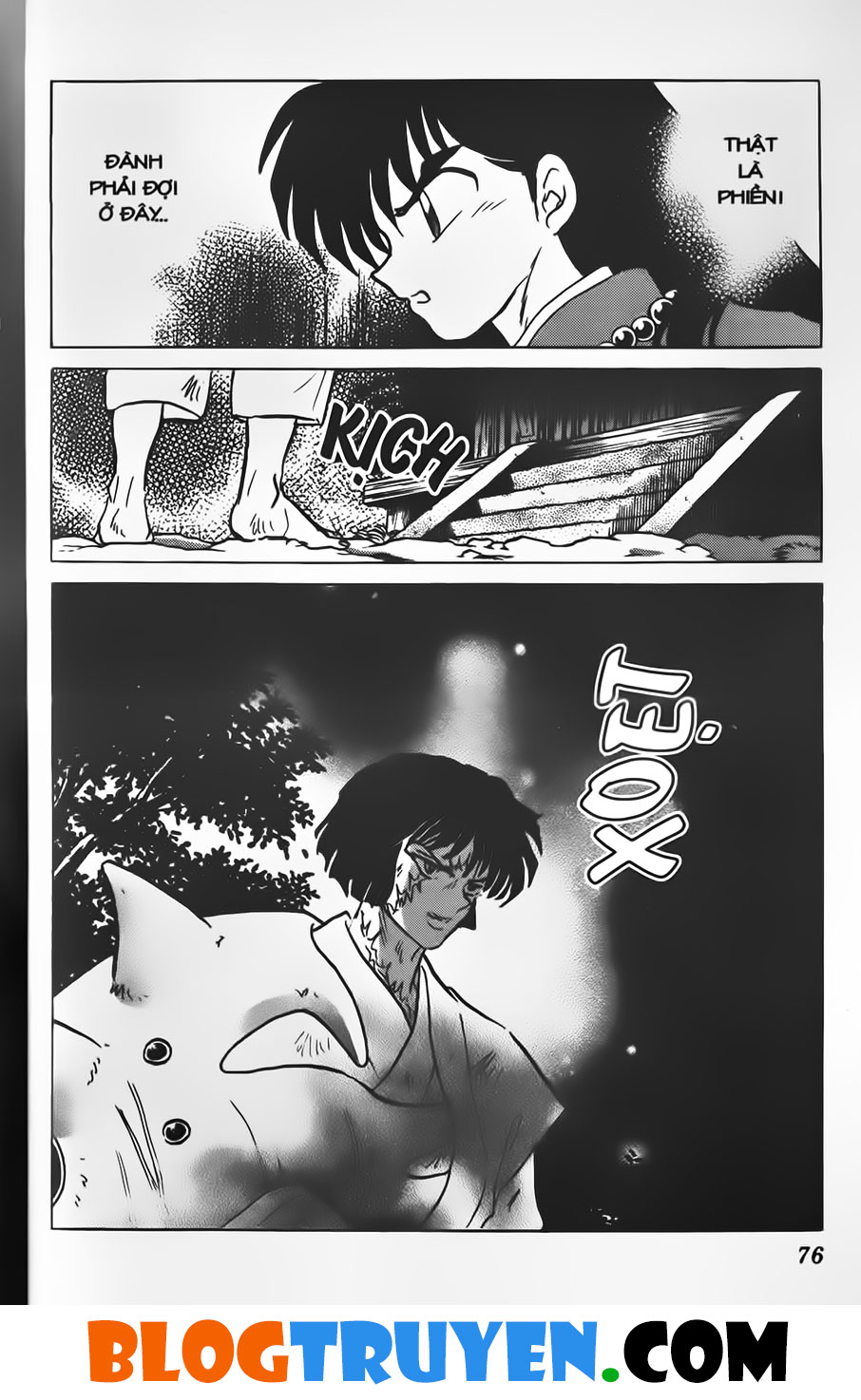 Inuyasha vol 37.4 trang 19