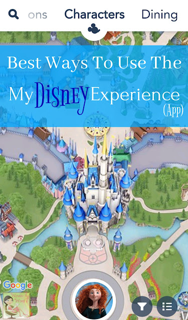how to use my disney experience to pay