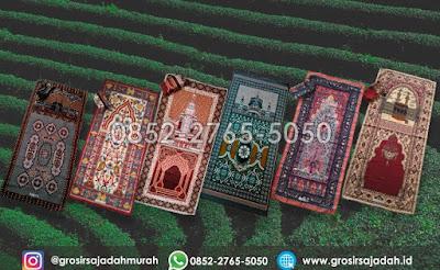 jual sajadah grosir, grosir sajadah murah, 0852-2765-5050
