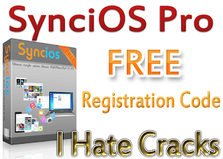Free Download SynciOS Pro Full Version With Registration Code (100% Discount)