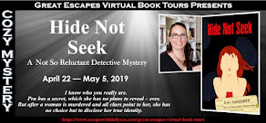 Hide Not Seek – 3 May
