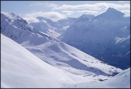 Alaska Snow | In Photos | Travel And Tourism