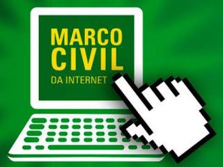 Alterar lei da internet no Brasil - Contra limites da Internet