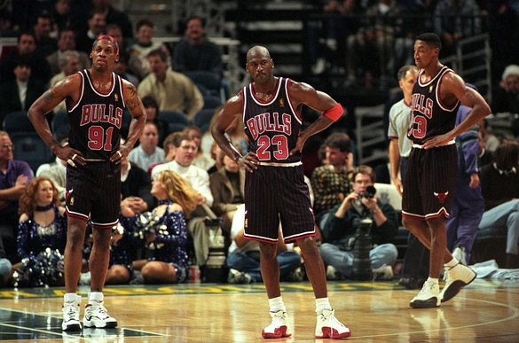 Retrospective: 1995-1996 Chicago Bulls - DefineARevolution com