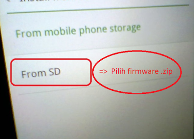 Cara Flash Oppo F3 Plus