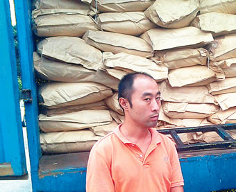chinese businessman imports unregistered chemical into nigeria