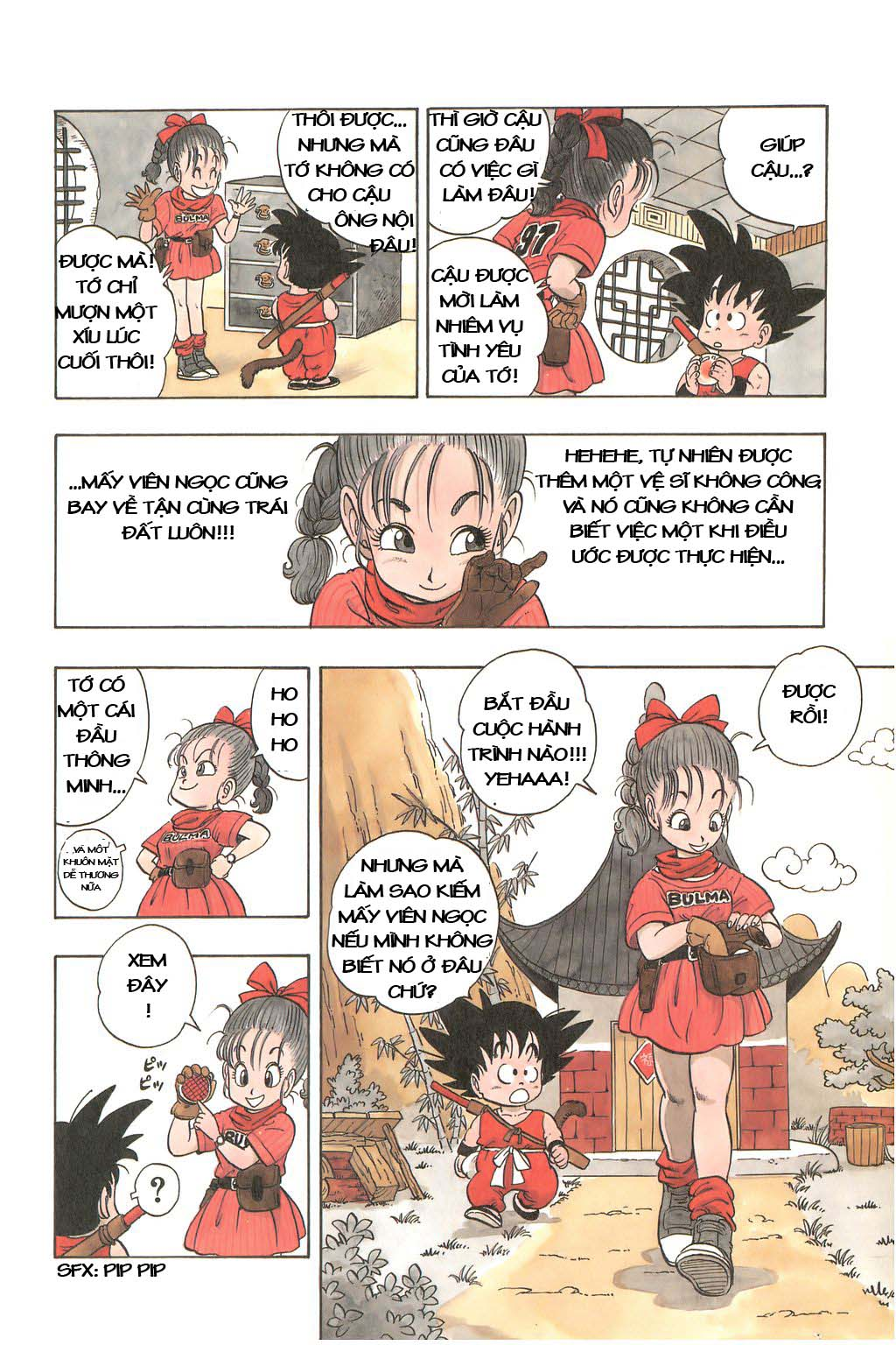Dragon Ball chap 1 trang 27