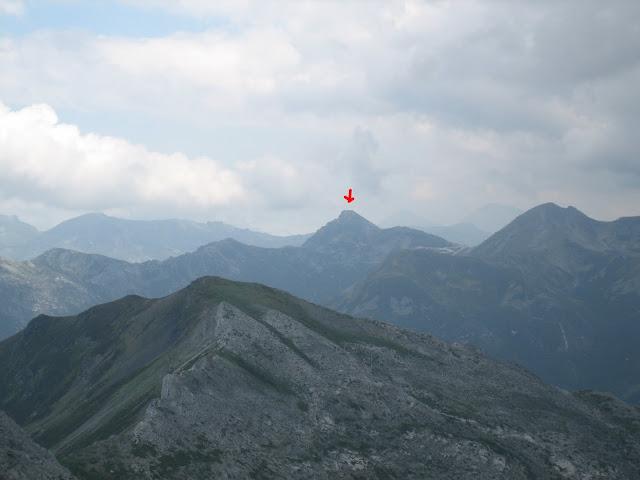 Rutas Montaña Asturias: Vista del pico Toneo