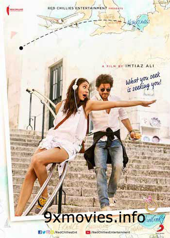 Jab Harry Met Sejal 2017 Hindi 720p BluRay 1GB