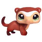 Littlest Pet Shop 3-pack Scenery Ferret (#1026) Pet