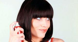 faire tenir sa coiffure sans produit chimique