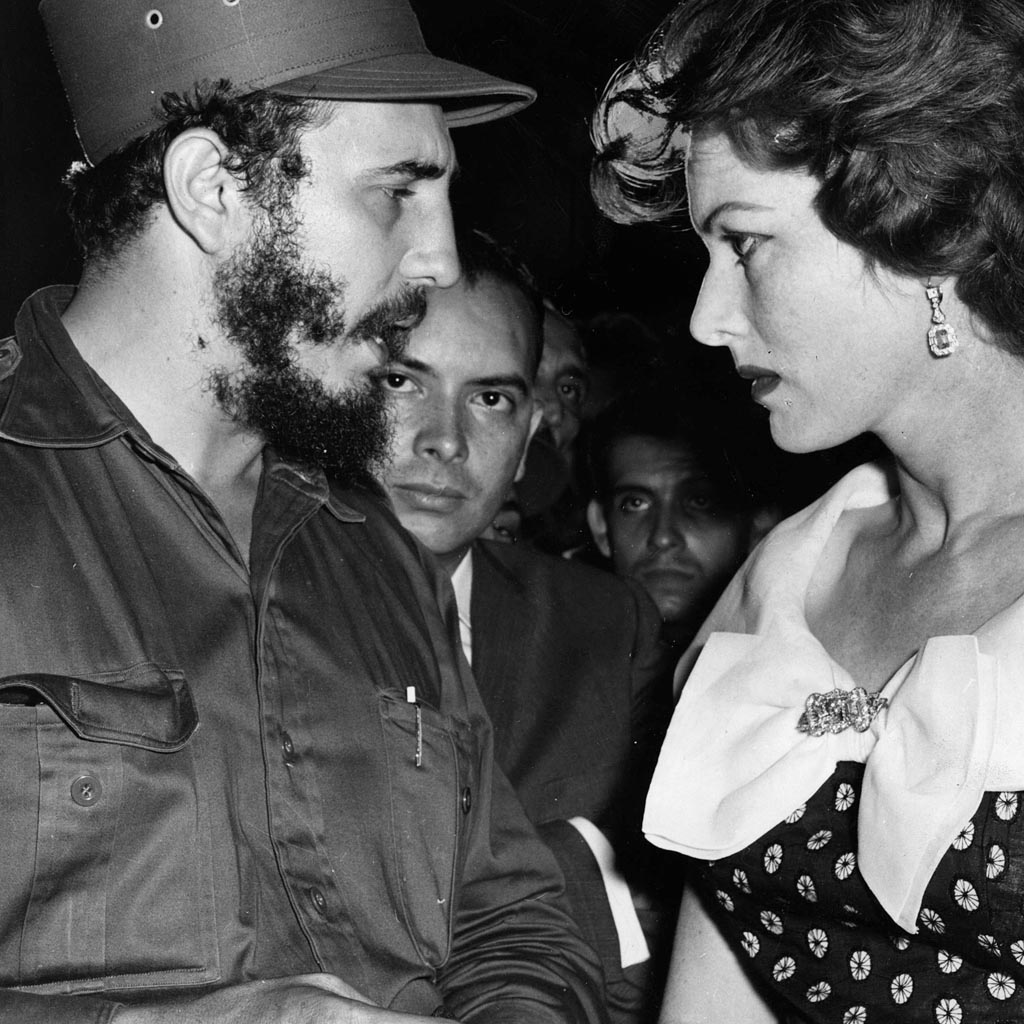 fidel answers obama ninsider and fidel castro is no longer the dashing young rebel that after winning the revolution stirred the hearts of hollywood starlets like maureen o hara