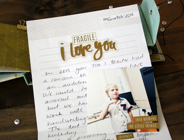 @kimjeffress for @heidiswapp time capsule