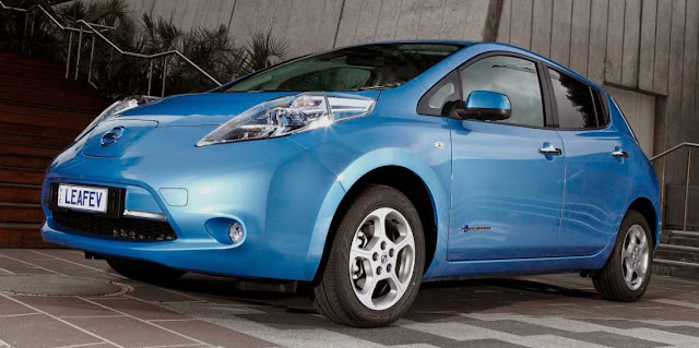 Nissan Leaf EV 2017 Price US