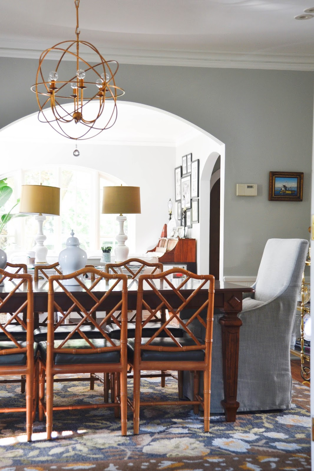 Mixing Dining Room Chair Styles Home with Keki