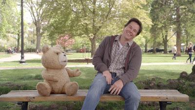Cena do filme TED  (Divulgação: Studio Universal)