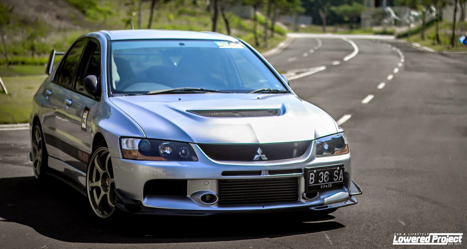 Foto Modifikasi Mobil Lancer Evo Modifikasi Style