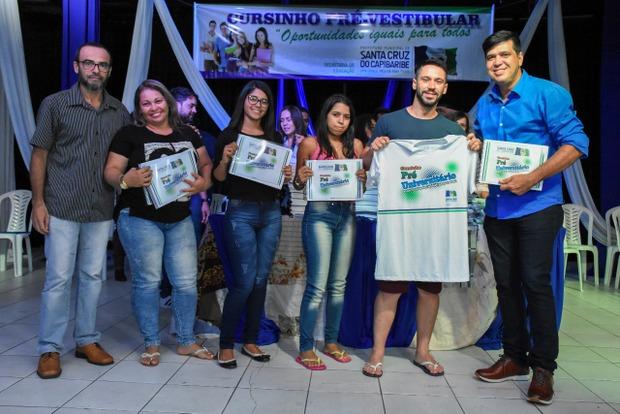 Cursinho pré-universitário 2018.2 está com matriculas abertas em Santa Cruz do Capibaribe